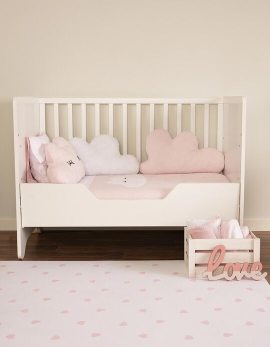 Extra Bed Guard for 5-in-1 Bed, Zy Baby