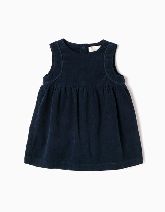 Vestido Bombazine Azul