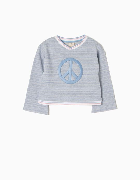 Sweatshirt Peace