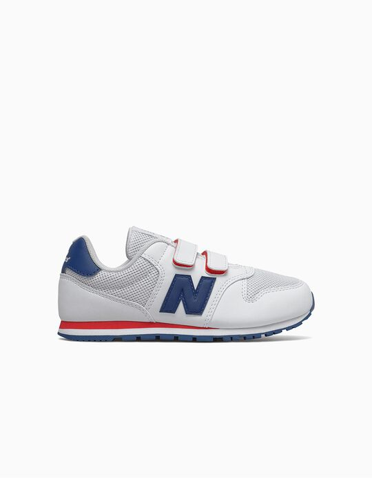 Baskets garçon 'New Balance 500', blanc