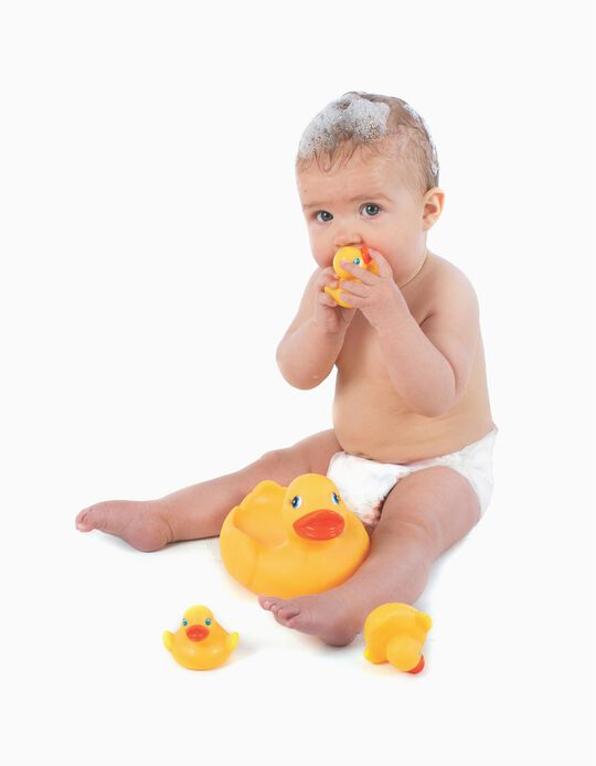 Duck Family Bath Time Toy by Playgro