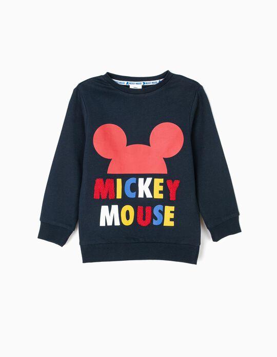Sudadera para Niño 'Mickey', Azul