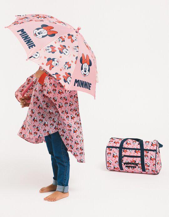 Capa de Chuva para Menina 'Minnie', Rosa