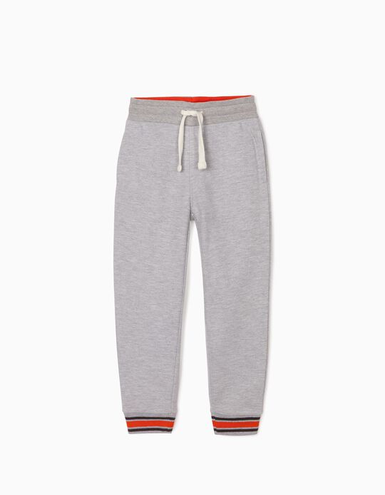 Joggers for Boys , Grey