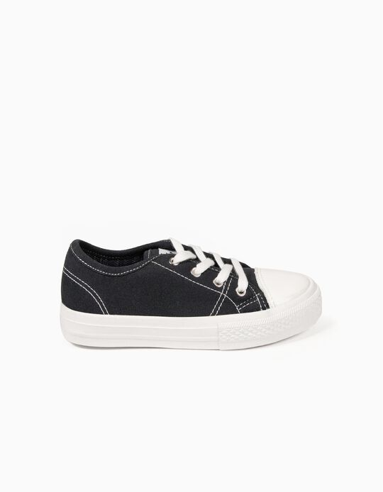 TRAINERS FOR KIDS 'ZY 50'S', DARK BLUE