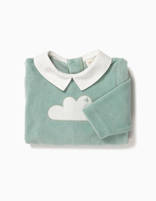 Babygrow Nuvem Algodão Orgânico