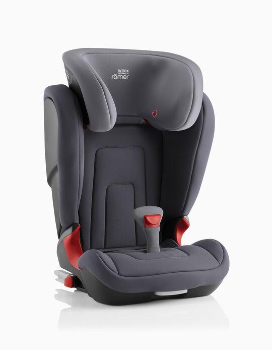 Car Seat Gr 2/3 Kidfix2_R BRITAx RÖMER, Storm Grey