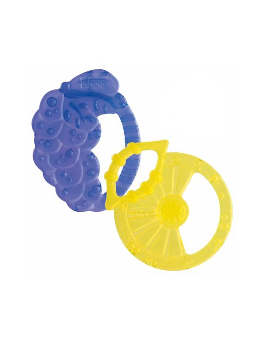 Teething Ring Soft Relax 2M+ Chicco 2 Un.
