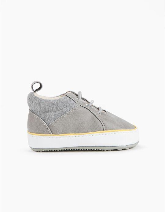 Zapatillas Pre-Walker Amarillas