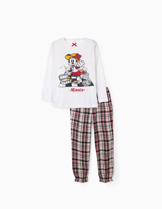 Pijama para Niña 'Minnie', Multicolor