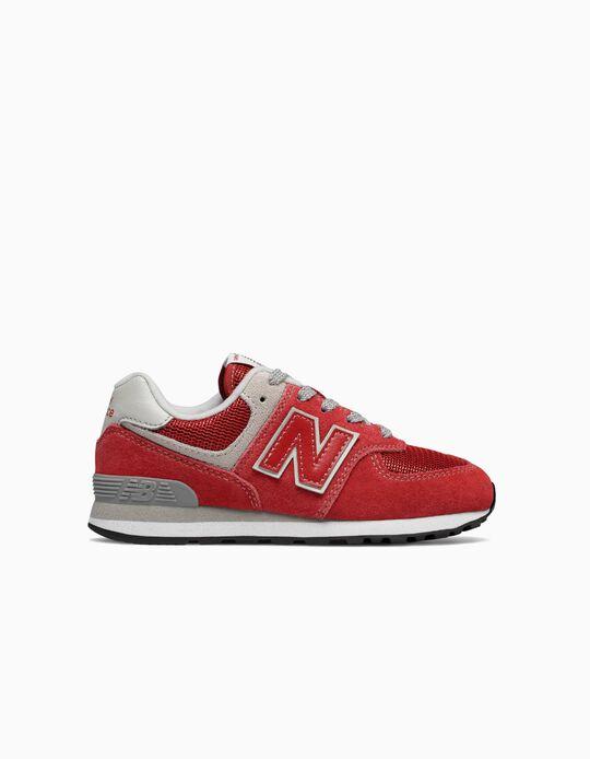Zapatillas New Balance Rojas