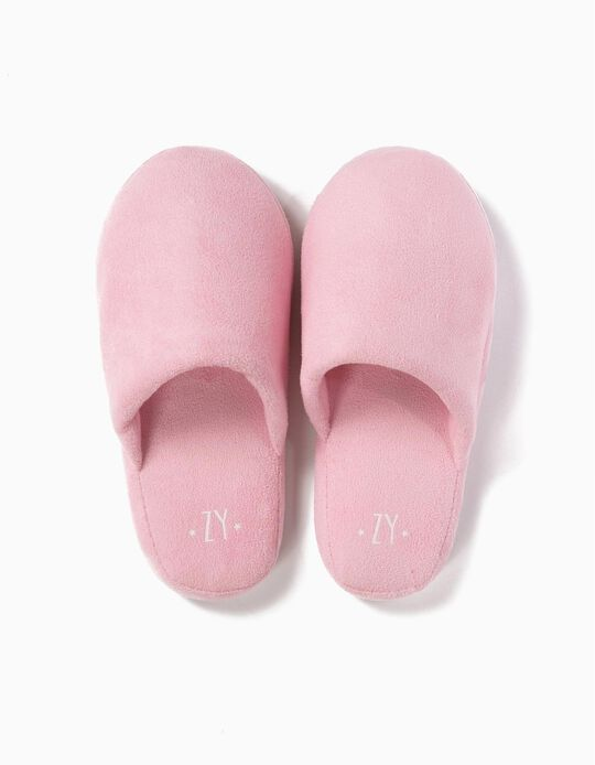 Pantuflas de Casa para Niña, Rosa