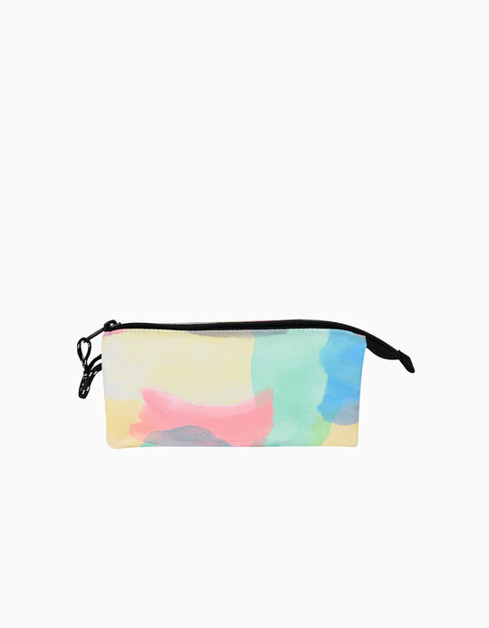 Estuche Rectangular Infantil 'Ambar Cycle Aqua', Multicolor