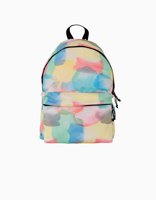 Backpack for Kids 'Ambar Cycle Aqua', Multicolour