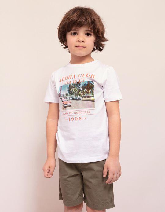 Camiseta Aloha Club