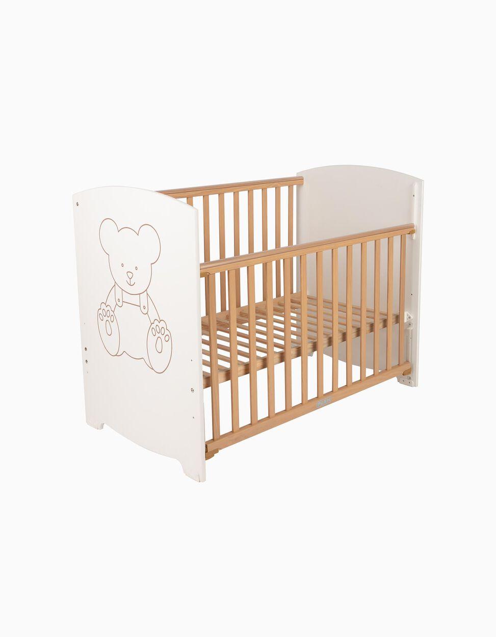 Cama New Bear120x60 cm Zy Baby