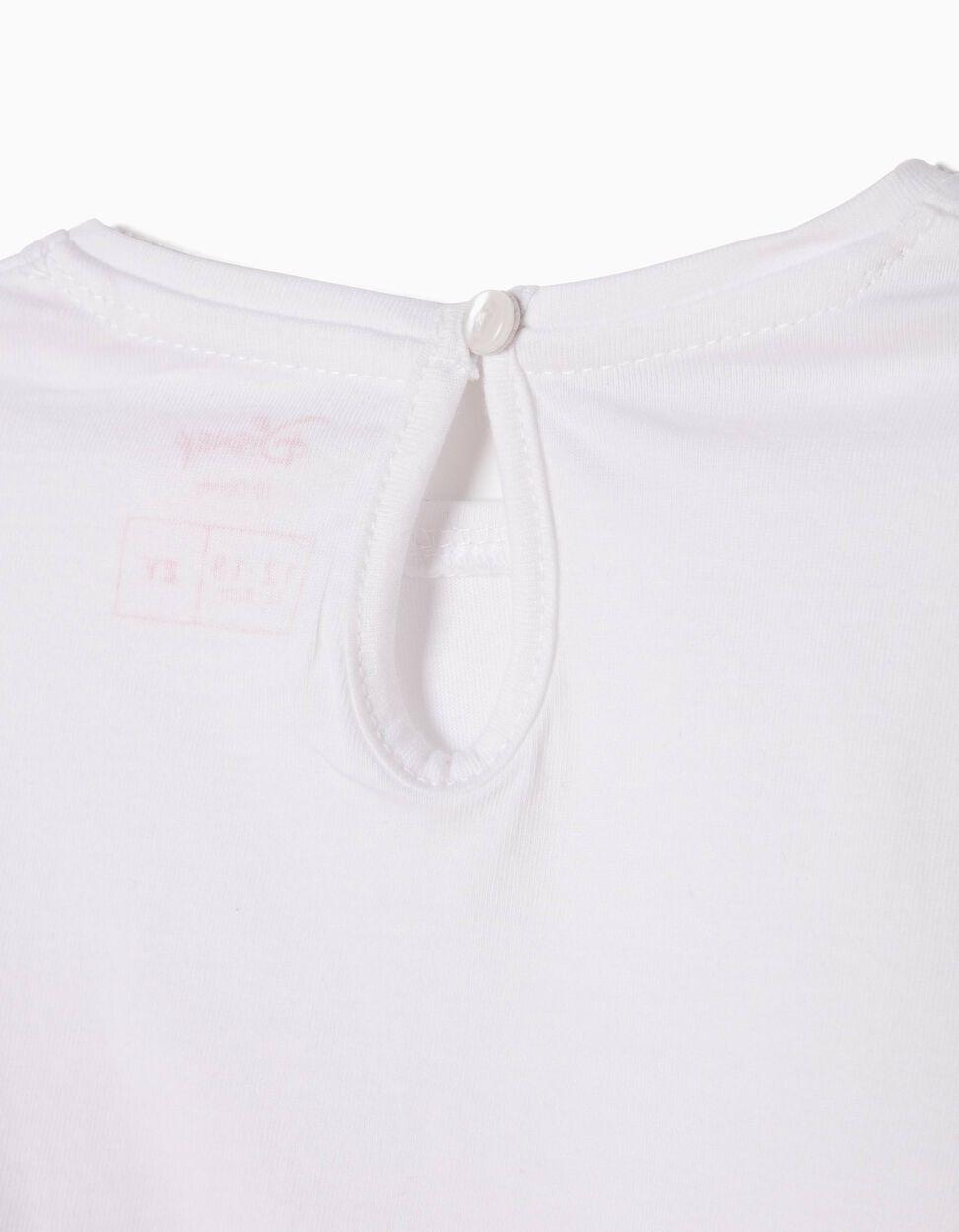Camiseta Minnie Blanca