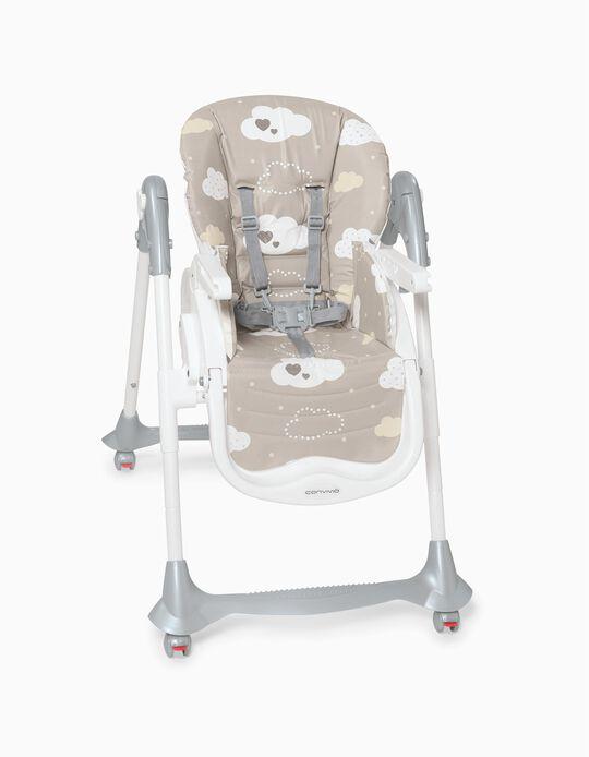 High Chair Convivio Nuvem Brevi
