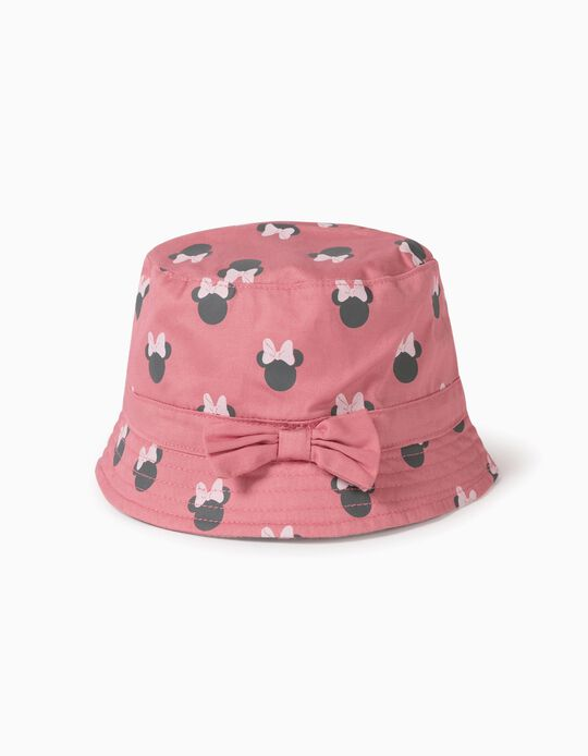 Hat for Baby Girls, 'Minnie Mouse', Pink