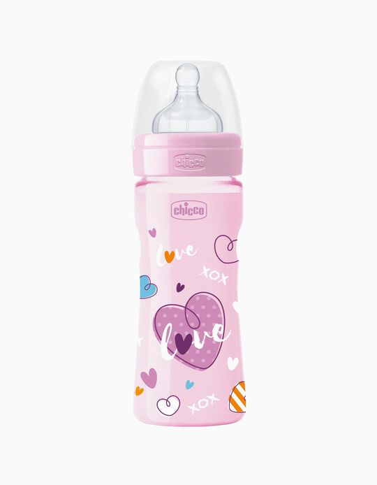 Biberón 250Ml Silicona Chicco