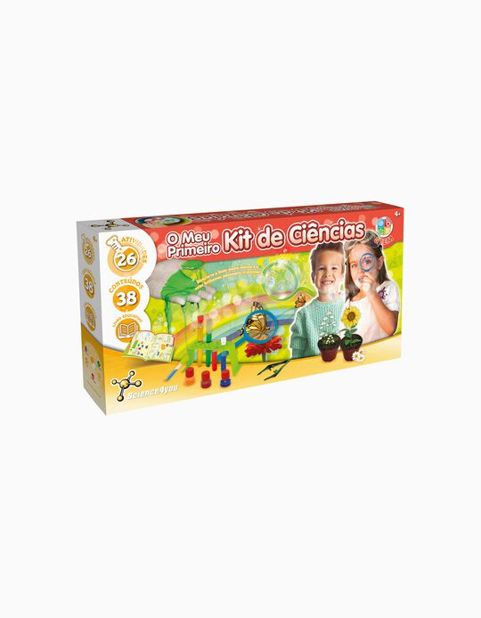 Primer Kit de Ciencias Science4You