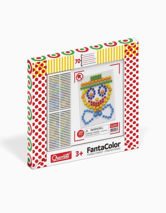 Cuadro Payaso 6 Colores Quercetti