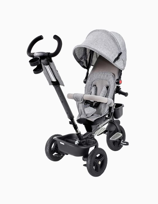 Aveo Tricycle by Kinderkraft, Grey