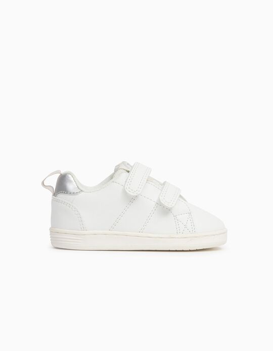 Trainers for Baby Girls 'ZY 1996', White