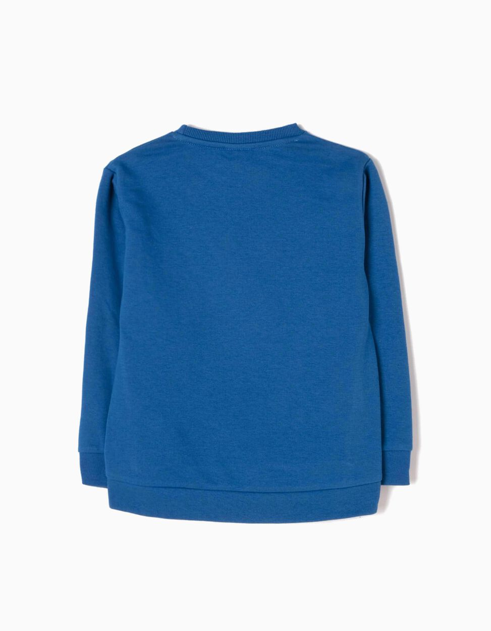 Sweatshirt Bubble Drinks Azul