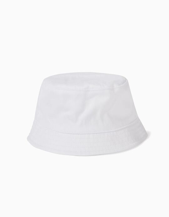 Hat for Babies, White