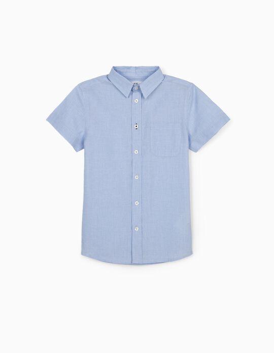 Shirt for Boys, Blue