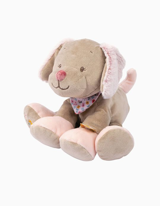 Soft Toy Dog Iris Nattou 36cm