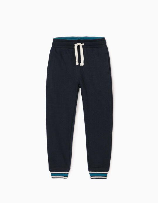 Joggers for Boys , Dark Blue