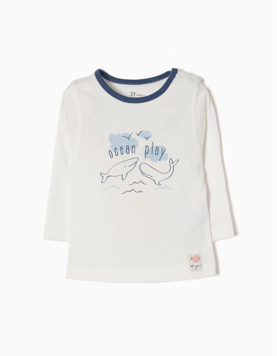 Camiseta de Manga Larga Ocean