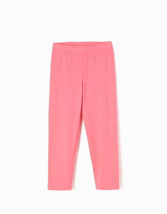 Leggings Lisos Rosa