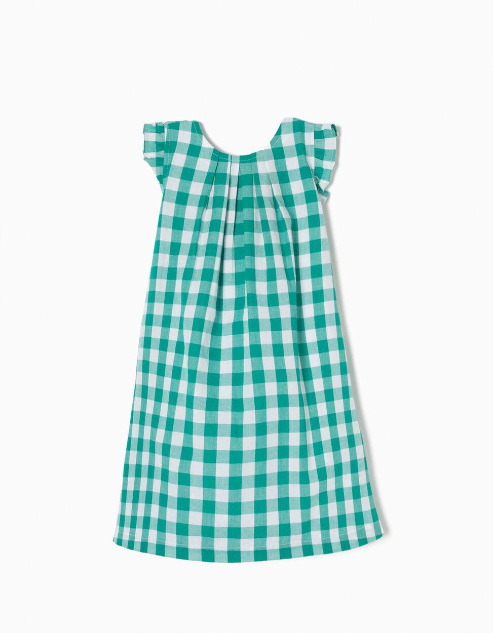 Vestido Quadrados Vichy