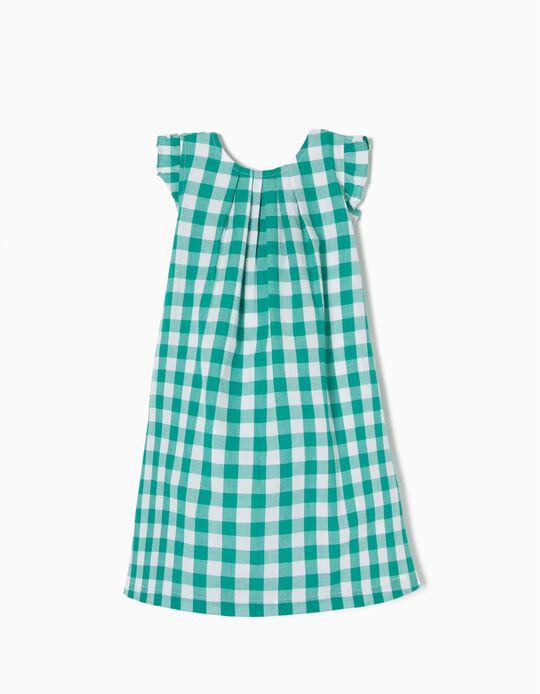 Vestido Quadrados Vichy B&S