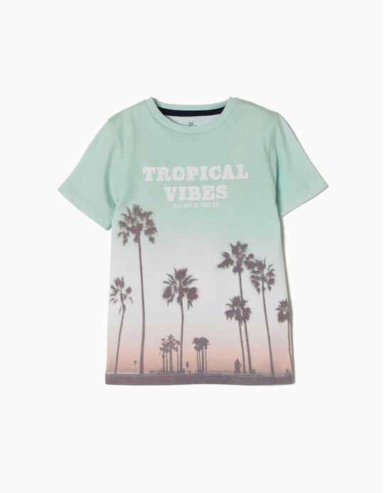T-shirt Tropical Vibes