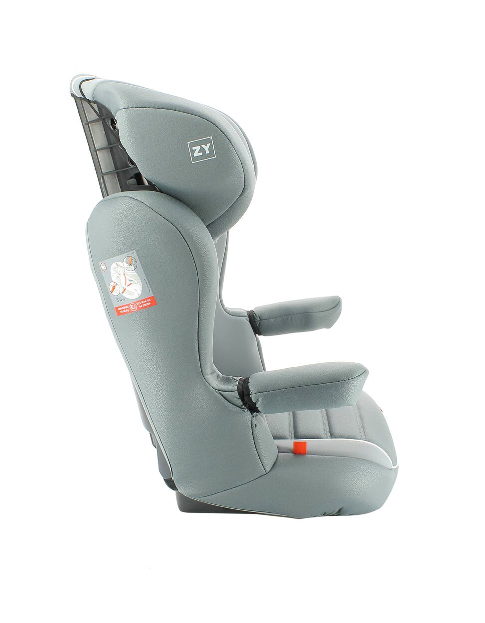 Cadeira Auto Gr 2/3 Primecare Prestige Zy Safe Grey