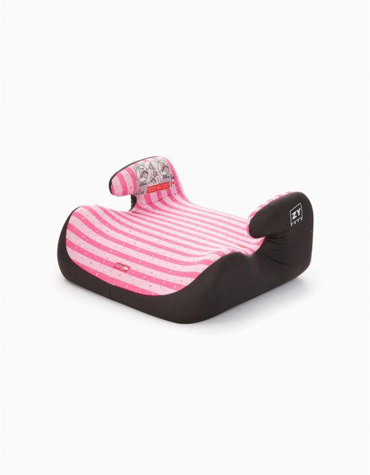 Asiento Elevable Izzygo Plus Zy Safe stars Pink