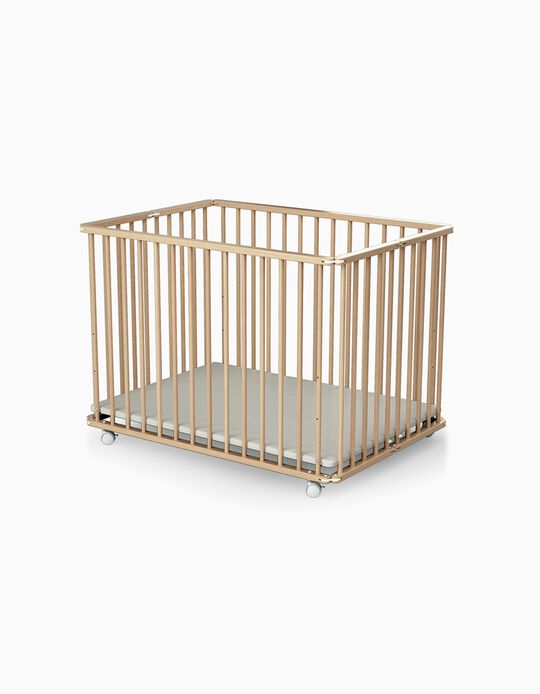 Foldable Playpen 100x70 Webaby