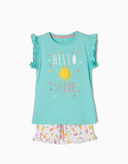 Pijama Hello Shine