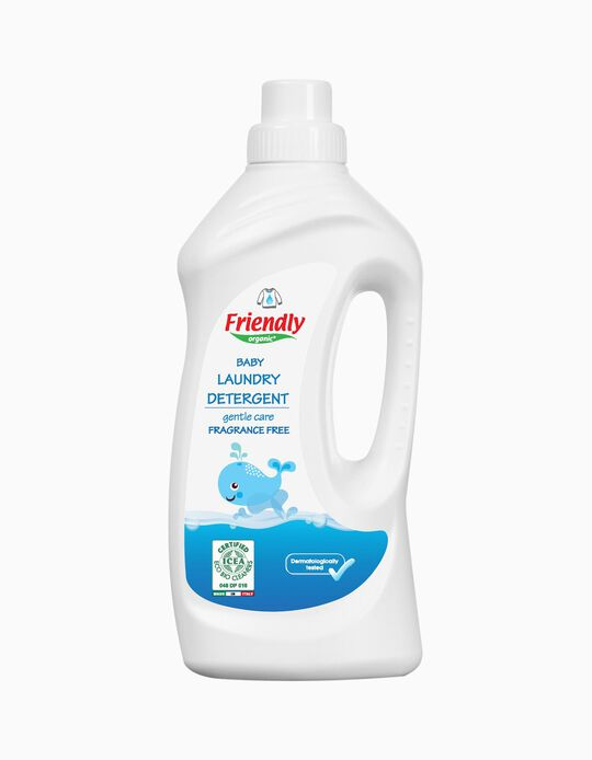 Detergente de Lavar Roupa 1000 ml Friendly