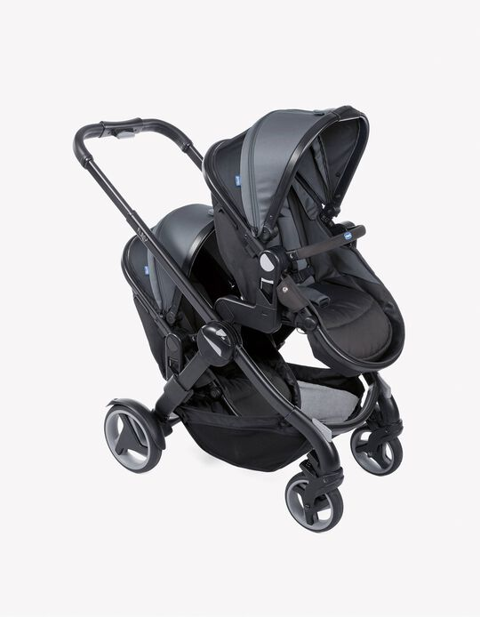 Silla De Paseo Gemelar Fully Twin Chicco