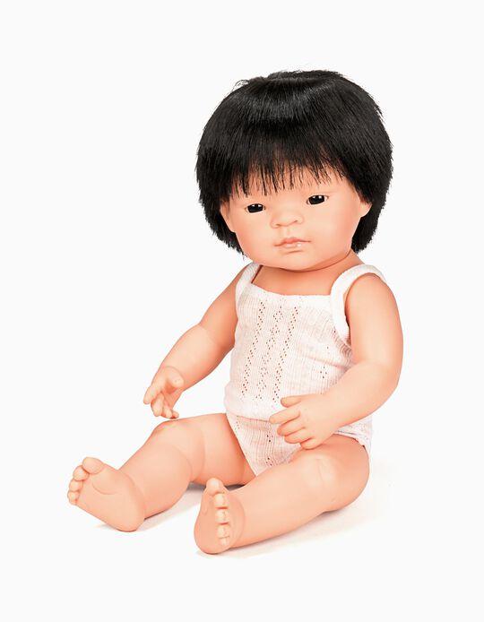 Boneco Asiatico 38 cm Miniland