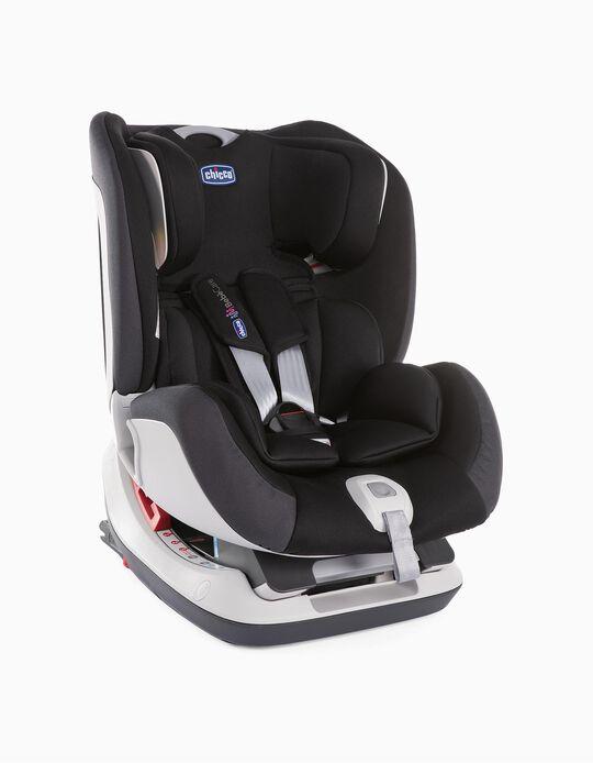 Silla para Coche Gr 0/1/2 Seat Up Bebecare Chicco Jet Black