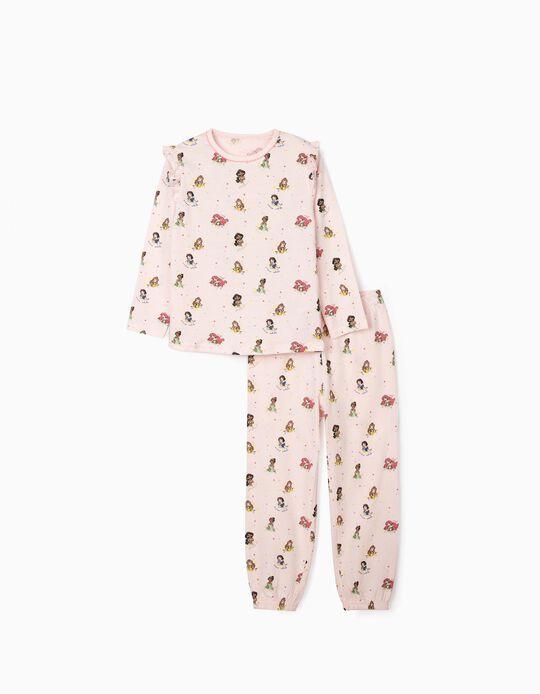 Pyjamas for Girls, 'Disney Princess', Pink