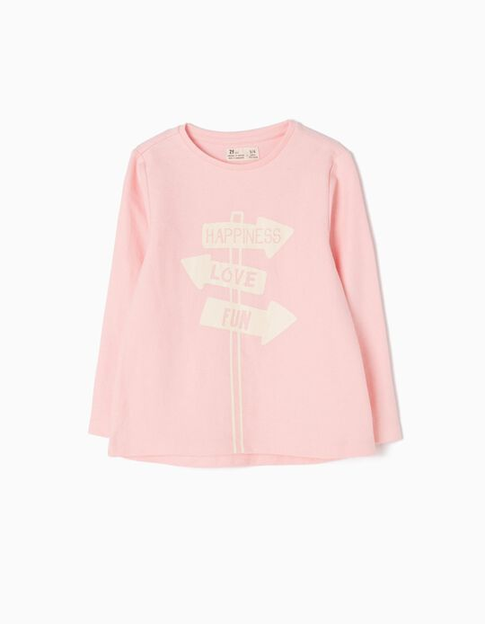 Sweatshirt Fina Hapiness Fun Love