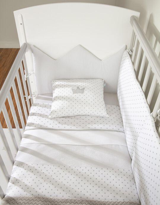 Resguardo Decorativo Unisexo Colchón 118x58 Zy Baby
