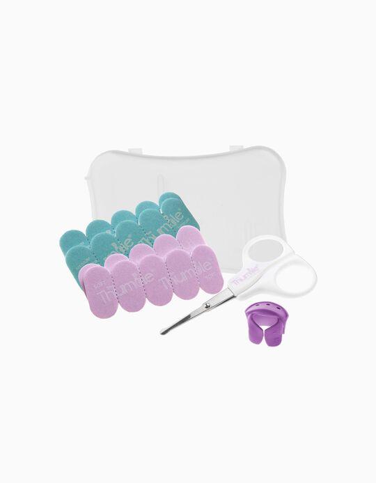 Conjunto de higiene 0m+ & 6m+ Baby Nails
